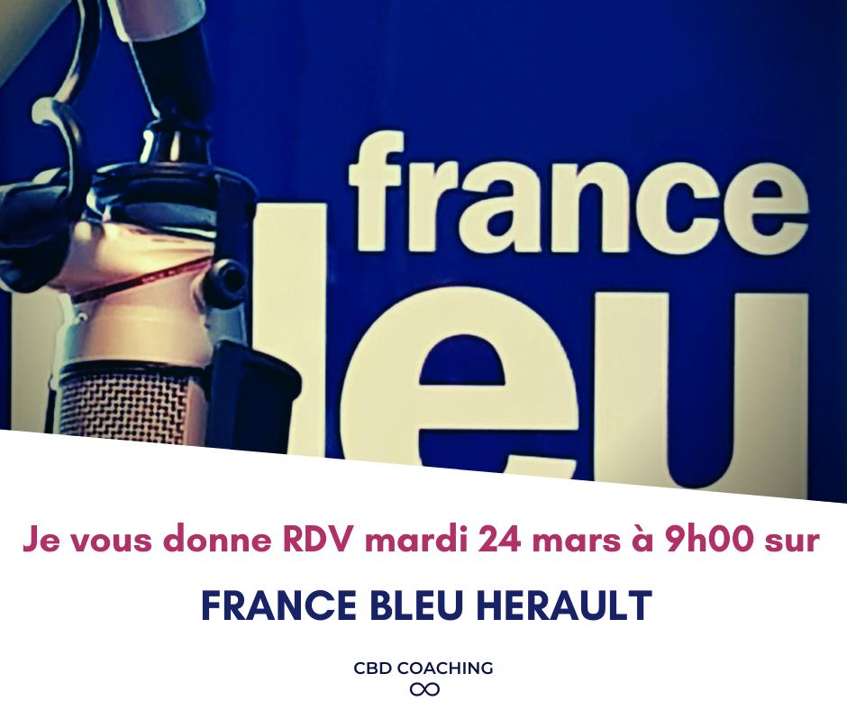 Intervention France Bleu Hérault
